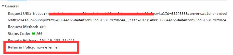web 安全之 - 页面禁用 referer(第三方站点的 referer 头部泄露重置密码链接)